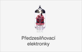 Předzesilňovací elektronky